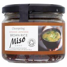 Organic Brown Rice Miso - 300gJar