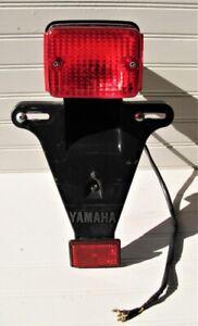 1998 - 2007 Yamaha XT225 Serow Taillight License Bracket Damper 4BE-84551-00-00
