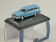 VOLVO 245 ESTATE in Blue 1/76 scale model OXFORD DIECAST