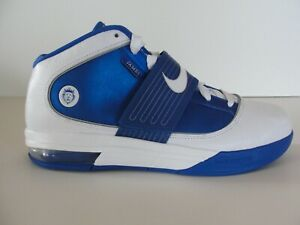 NIKE ZOOM SOLDIER IV LEBRON JAMES BASKETBALL SHOES SIZE 9.5 US 2010 DEADSTOCK