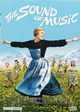 The Sound of Music (1965) - Julie Andrews, Christopher Plummer - NEW DVD