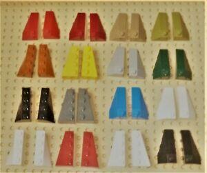LEGO - WEDGE BRICKS 4 x 2 Left & Right. 41767&8, 43720&1 43710&1 Choose Part J11
