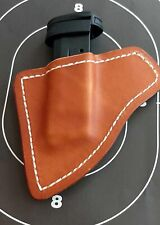 MPH Leather Minimalist Magazine Pocket Holster for Smith and Wesson Shield 9mm