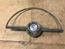 1954 Ford Custom sterring wheel horn ring