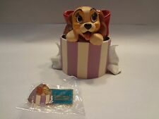 WDCC A Perfectly Beautiful Little Lady Porcelain Figurine w/COA, Pin, and Box