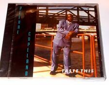 Taste This by Pierre Copeland (CD, Sep-1995, Push Play) Factory Sealed