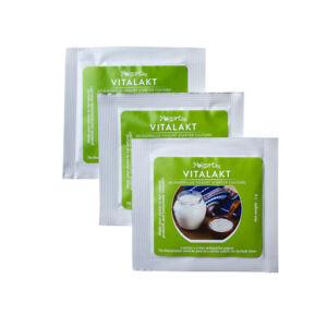 Vitalakt Starter Culture - Acidophilus Organic Yogurt - pack of 3 sachets