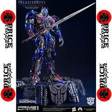 Transformers Optimus Prime 'Ultimate Edition' Prime 1 Studio Sideshow Statue