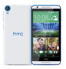 """HTC Desire 820 Dual SIM 4G LTE WIFI 13MP 16GB 5.5"""" Débloqué Téléphone Blanc Bleu"""
