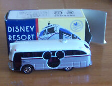 Tomy bus scarce earlier round fronted  Disney Resort Cruiser bus boxed