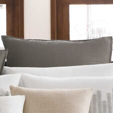 Kenneth Cole Reaction Home Euro European Pillow Sham, Frost, in Taupe, New
