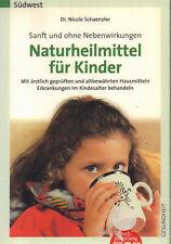 NICOLE SCHAENZLER Naturheilmittel für Kinder TB