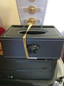 MEDUSA GORGONA NAPKIN TISSUE BOX OFFICE PRESTIGE CATALOG PENCILS Versac decor