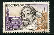 STAMP / TIMBRE FRANCE OBLITERE N° 1386 / CELEBRITE / HUGOT DE GROOT