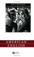 American English: Dialects and Variation (Language