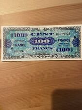 Billet 100 Francs Allies NEUF Série 6