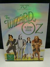 The Wizard of OZ 2 Disc Special Edition 70th Anniversary Remastered DVD Movie