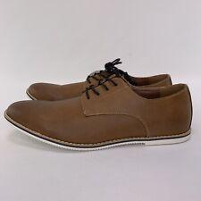 H&M Men's Brown Dress Shoes Sz 11.5