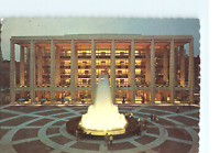 Lincoln Center For The Performing Arts Philharmonic Hall New York City New York