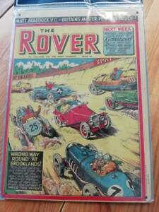 Nostalgic The Rover Racing Cars Metal Wall Hanging Plaque Sign 15x20cms