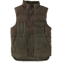 Filson Down Cruiser Vest Otter Green