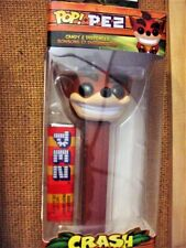 Newly Released Limited Edition Funko Pez Crazy Bandicoot