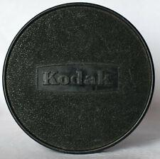 Kodak 60mm push on front lens cap.