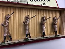 BRITAINS - 12th FRONTIER FORCE - SET NUMBER 1621- EXCELLENT - PREWAR