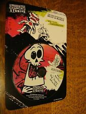 THE GRIM ADVENTURES OF BILLY & MANDY EMMY DVD 1Episode CARTOON NETWORK and