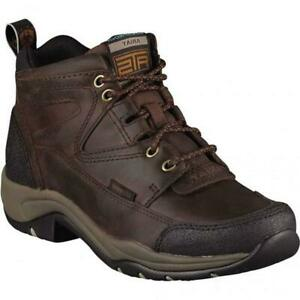 10004134 ARIAT Wmn's Terrain H2O Copper Waterproof Hiking Endurance Boot Shoe