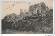 MILITARIA - 51 ARGONNE n° 3 L´ARGONNE - Ruines