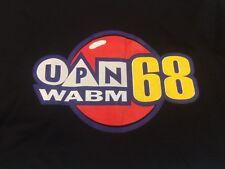 UPN Network T-shirt Paramount WABM 68 XL Black