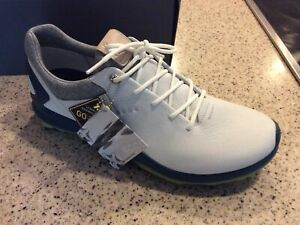 ECCO Biom G3 Gore-Tex Golf Shoes Spikes Men's Size 12/12.5 (EU 46)