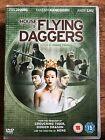 Andy Lau Ziyi Zhang CASA DE FLYING DAGGERS Epic Artes Marciales Película RU DVD
