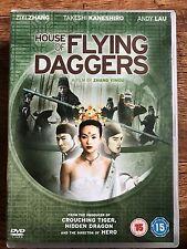 Andy Lau Ziyi Zhang HOUSE OF Aviatore Daggers EPICA ARTI MARZIALI