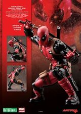 Avengers Now DEADPOOL MARVEL ArtFx+ 1:10 Scale Statue Kotobukiya BRAND NEW