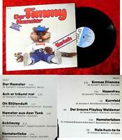LP Timmy, der Hamster (Crystal 056 CRY 45 569) D 1979