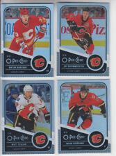 11/12 OPC Calgary Flames Mark Giordano Rainbow card #137