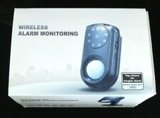 WIRELESS ALARM MONITORING GSM NETWORK SUPPORT NEW