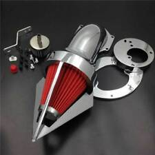 Motorcycle Cone Spike Air Cleaner intake For 1986-2012 Honda VTX1300 VTX 1300 A1
