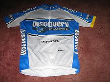 DISCOVERY CHANNEL TREK SUBARU NIKE ITALIAN CYCLING JERSEY [M] .