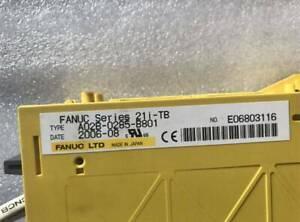 1PCS USED FANUC A02B-0285-B801 SERVO CONTROLLER