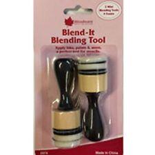 Woodware Blend-It Blending Strumento WW2974 2 Mini utensili di miscelazione + 4 pastiglie di schiuma