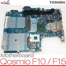 Placa portátil toshiba Qosmio f10 f10-130 -120 -125 f15 p000454980 049