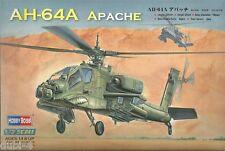 Hobby Boss 87218-ah-64a Apache Helicopter Hélicoptère de 1:72