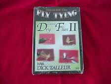Tying Classic Dry Flies Vol II by Dick Talleur DVD GREAT NEW