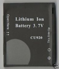 Lot 5 New Battery For Lg Cu920 Vu Cu915 Tv 3G At&T