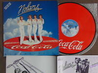NOLANS Coca-Cola PICTURE LP JAPAN PROMO-ONLY Every Home Should Have One ZD-3S-1