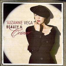 SUZANNE VEGA--Beauty & Crime--CD