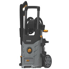 More details for titan electric pressure washer ttb2200prw 150 bar garden patio car jet wash gun